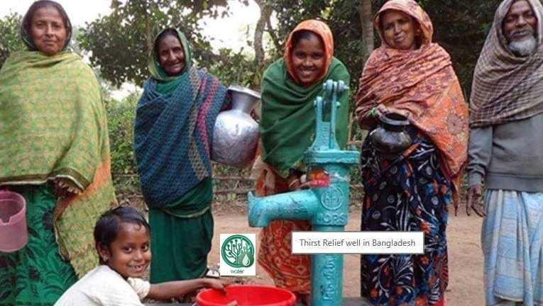 EGC Water Bangladesh Water Well
