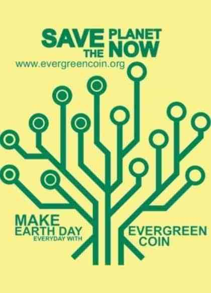 Make Everyday Earth Day with EverGreenCoin