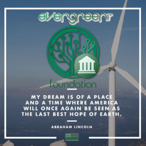 EverGreenCoin Independence Day, USA.