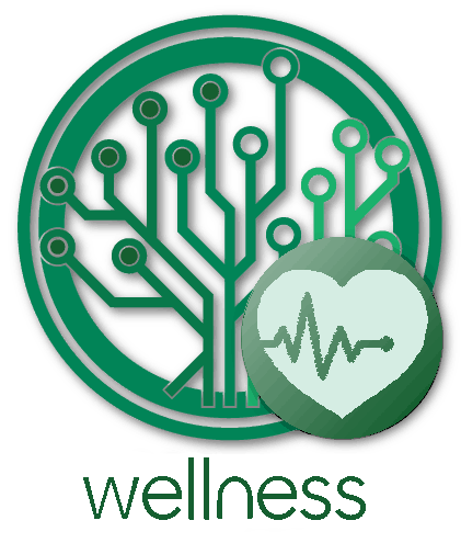 EverGreenCoin Wellness Branch Logo