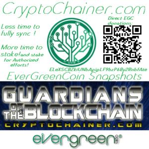 EGC on CryptoChainer support